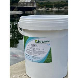 4 kg mangime Greenvet koipro2