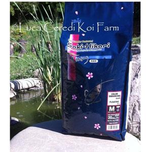 Saki-hikari color enhancing 5 Kg.