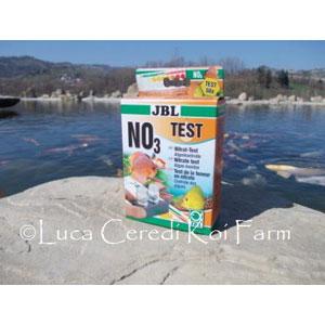 Test Nitrati  NO₃