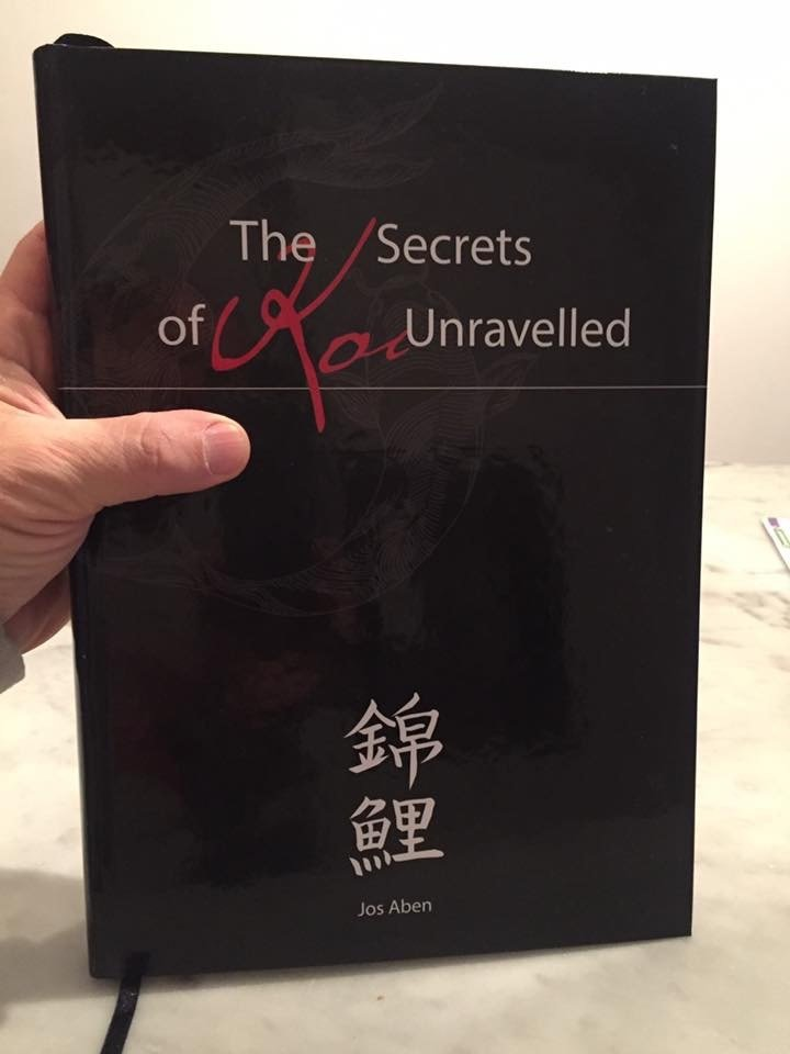 The secrets of koi untravelled