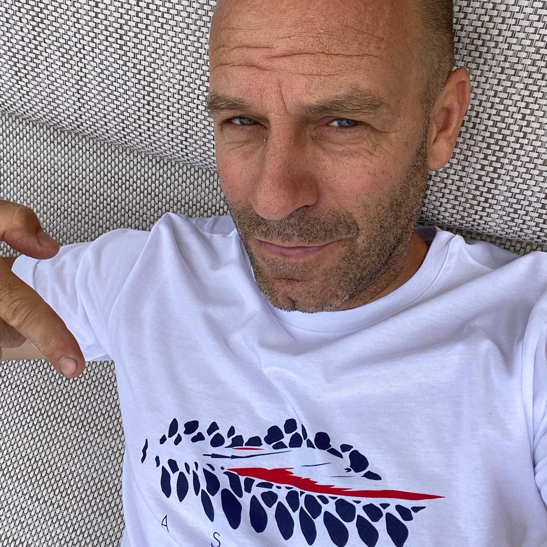 T-shirt Asagi NEW